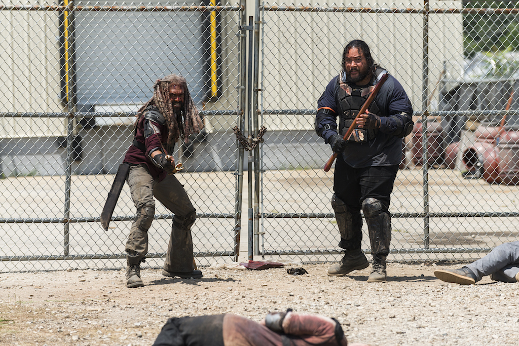 "RECAP: 'The Walking Dead' Season Eight, Episode Four ""Some Guy"""