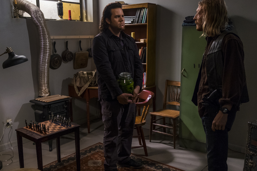 "PREVIEW: 'The Walking Dead' Season Eight, Episode Five ""The Big Scary U"""