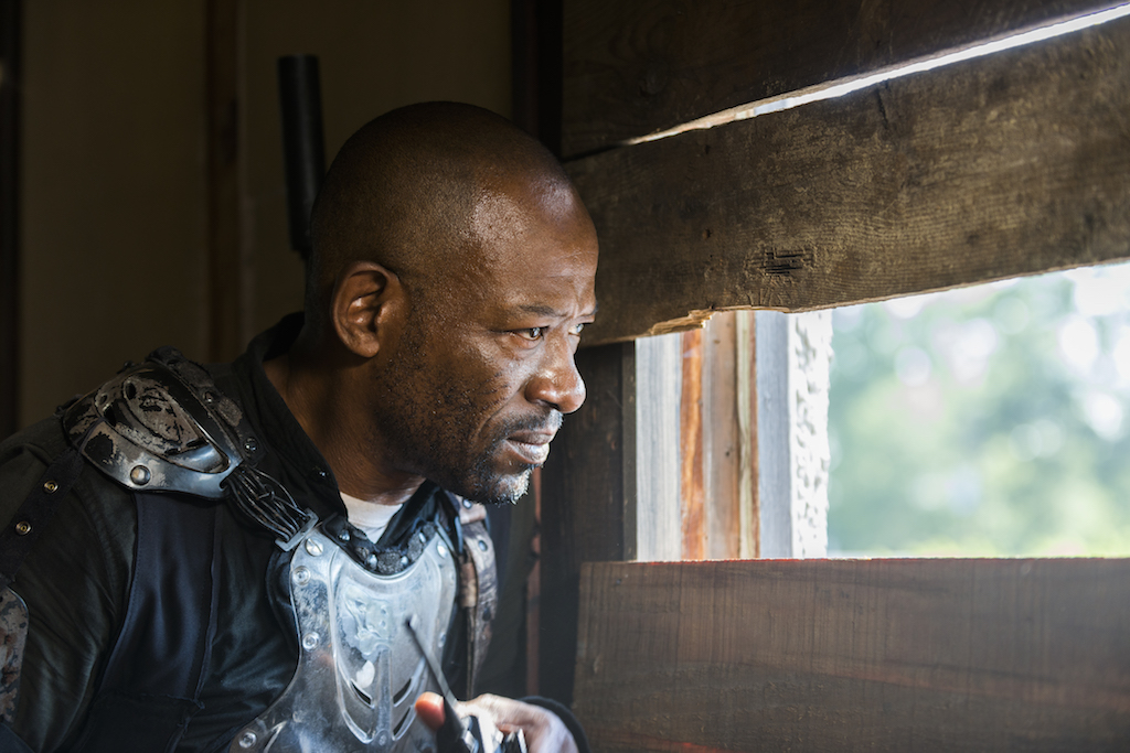 """PREVIEW: 'The Walking Dead' Season Eight, Episode Seven """"Time For After"""""""