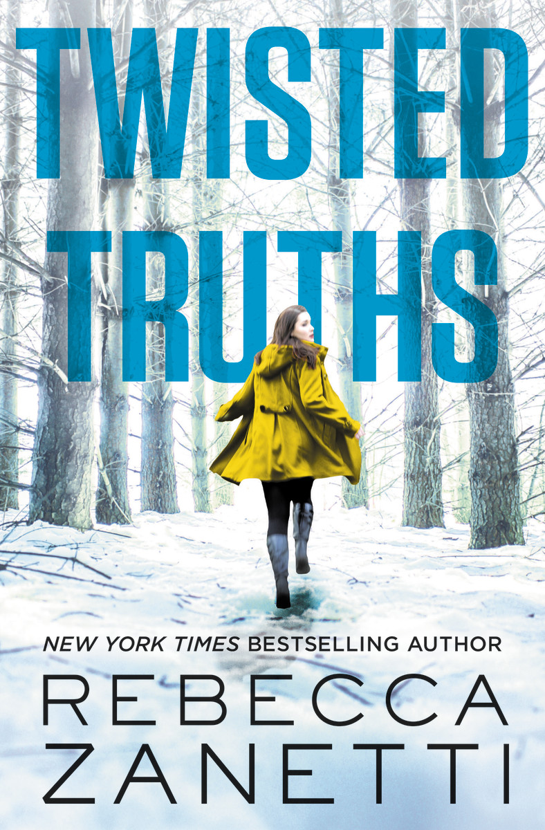 BOOK REVIEW: 'Twisted Truths' by Rebecca Zanetti—5 Stars