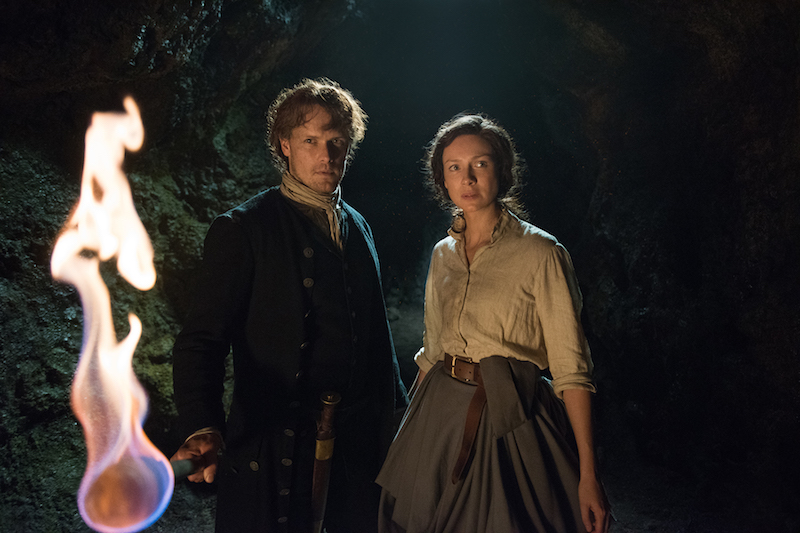"PREVIEW: 'Outlander' Season 3 Finale ""Eye of the Storm"""