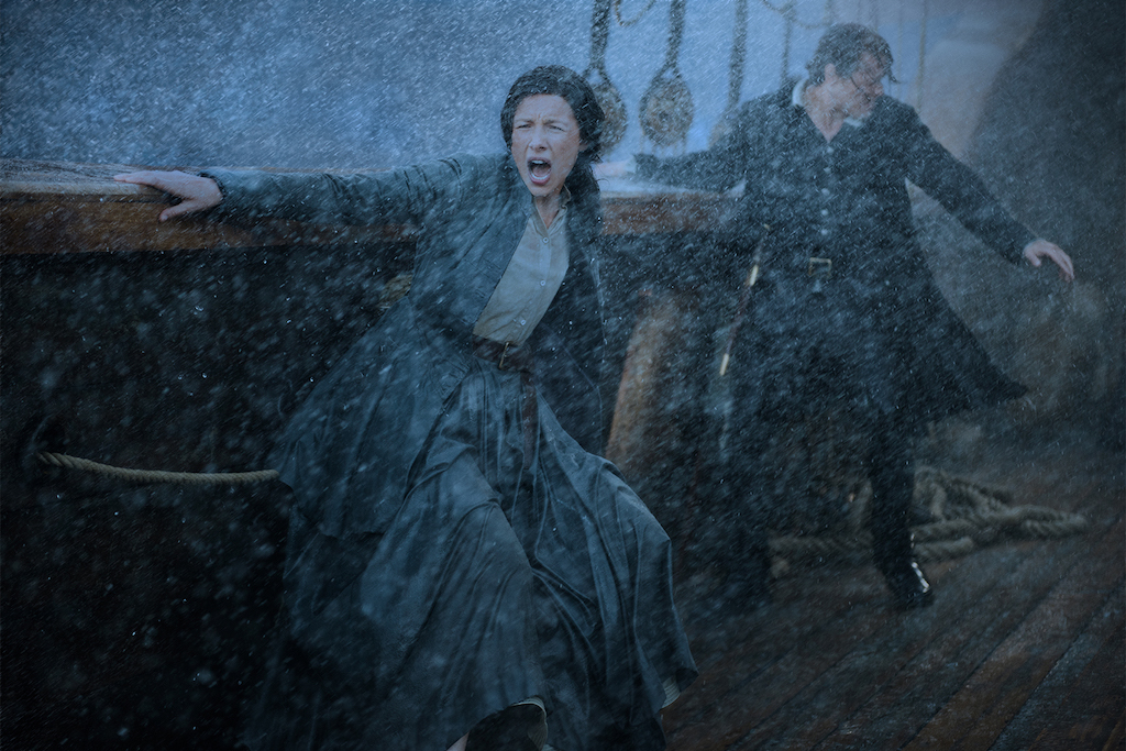 "RECAP: 'Outlander' Season 3 Finale ""Eye of the Storm""/SNEAK PEEK of Season 4!"