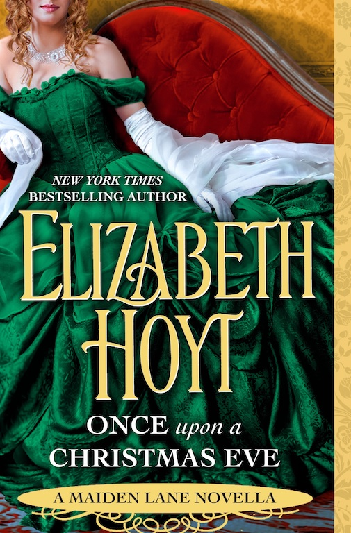 SPOTLIGHT: 'Once Upon A Christmas Eve' by Elizabeth Hoyt