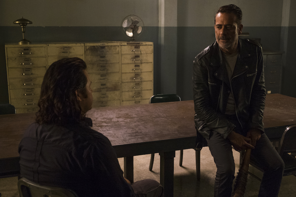 "REVIEW/RECAP: 'The Walking Dead' Season Eight, Episode Seven ""Time for After"""