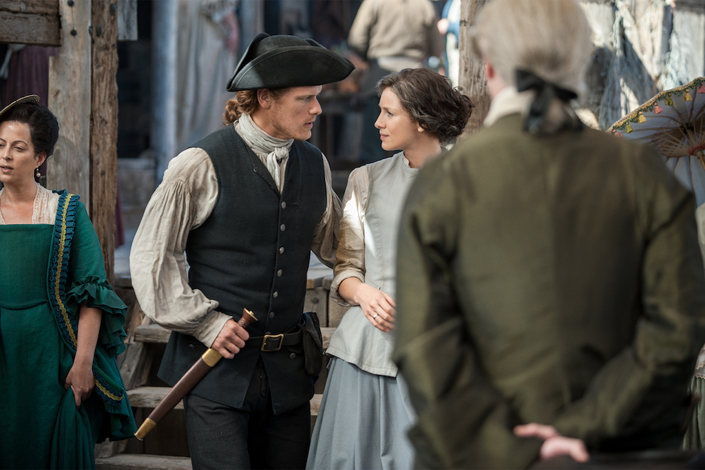 "PREVIEW: 'Outlander' Season 3, Episode 12 ""The Bakra"""