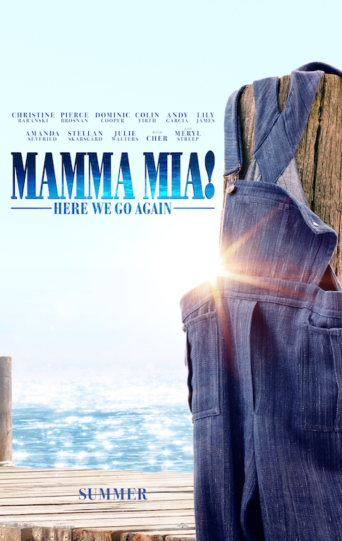 Here We Go Again with 'Mamma Mia!' 2