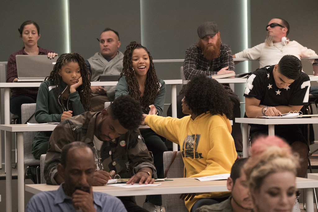 "RECAP: 'grown-ish' Series Premiere, ""Late Registration"""