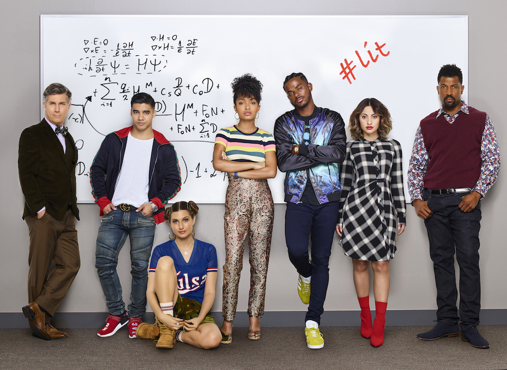 Go Inside 'grown-ish' with Cast & Creators