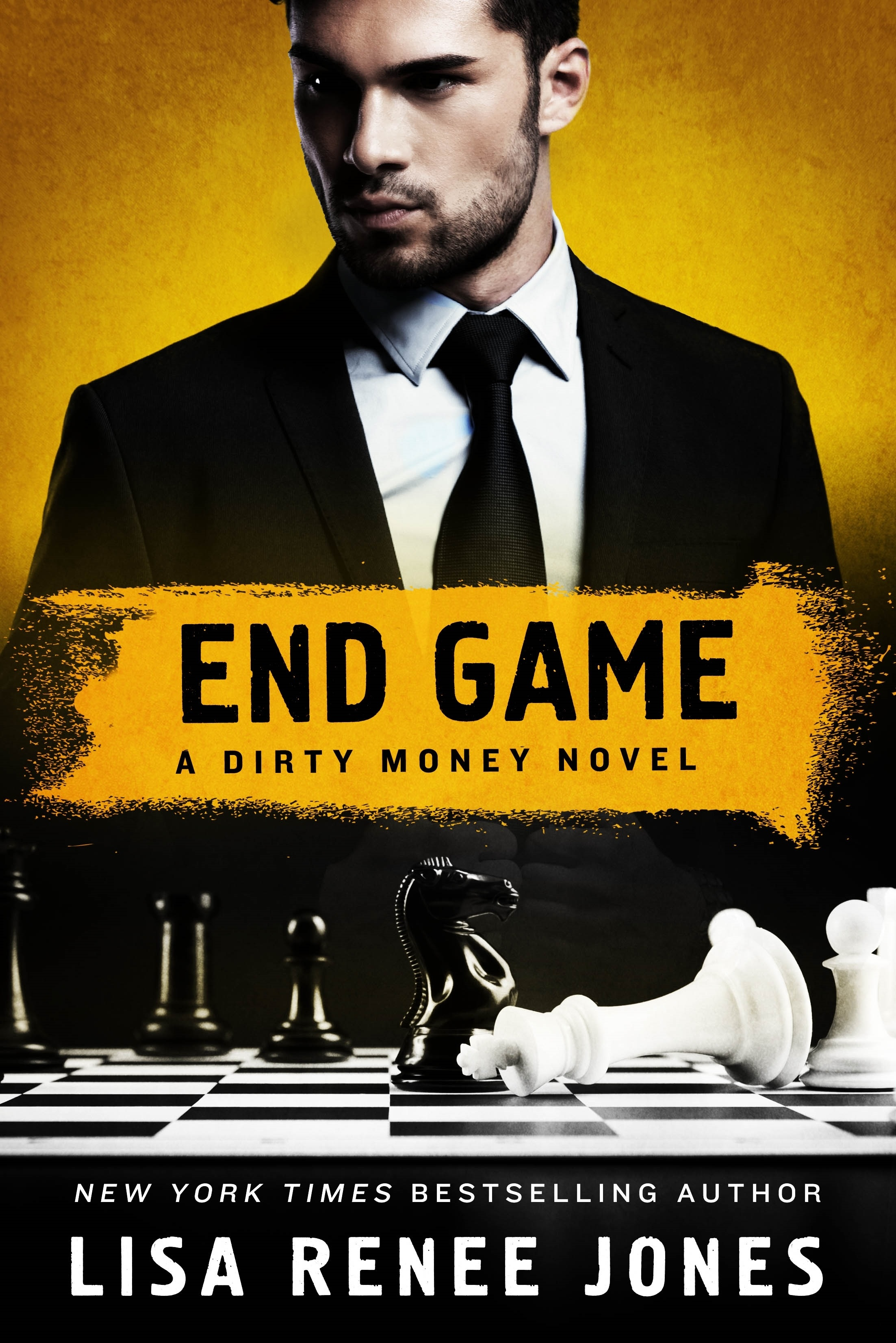 SPOTLIGHT: 'End Game' by Lisa Renee Jones