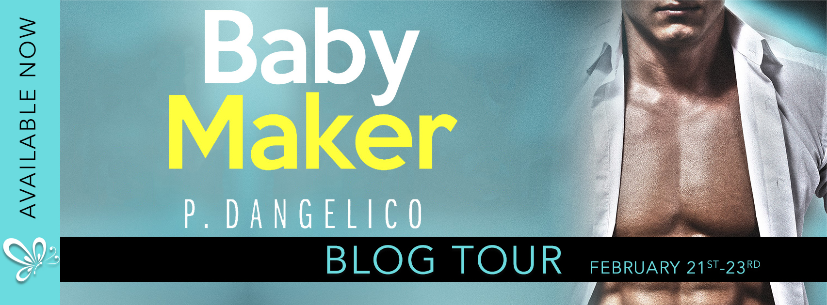 SPOTLIGHT/BOOK REVIEW: 'Baby Maker' by P. Dangelico