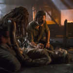 "RECAP/REVIEW: 'The Walking Dead' Midseason Premiere ""Honor"""