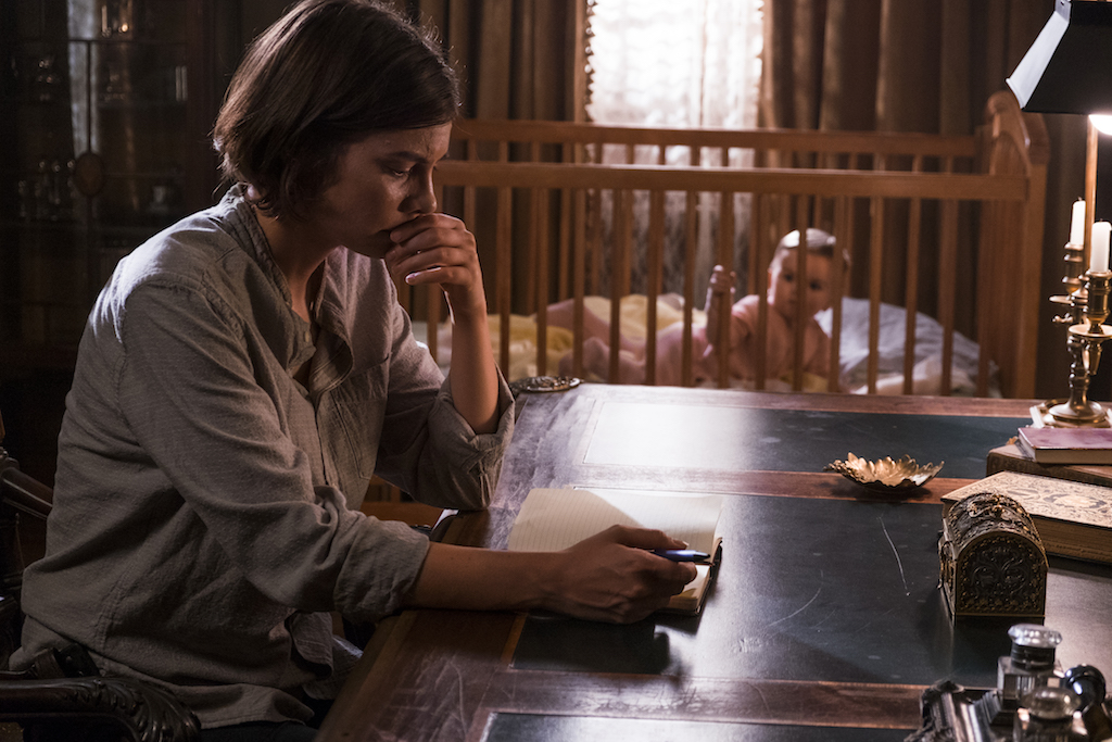 'Don't Open. Dead Inside.' Is Lauren Cohan Looking for the Exit on 'The Walking Dead'?