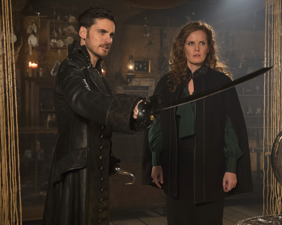 "RECAP: 'Once Upon a Time' Season 7 Mid-Season Premiere ""Secret Garden"""