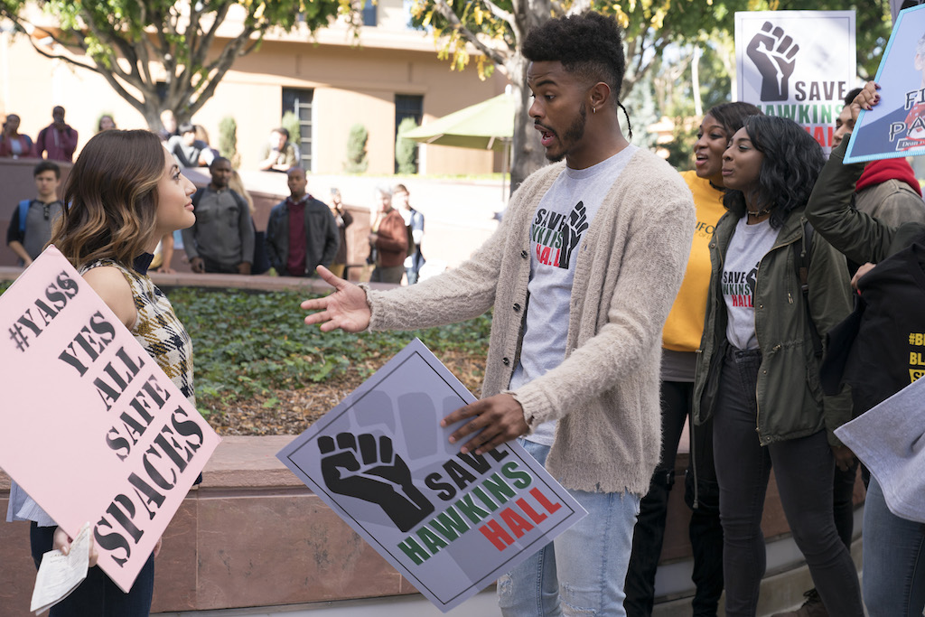 "RECAP/REVIEW: 'grown-ish' Season 1, Episode 11 ""Safe and Sound"""
