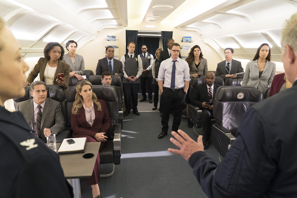 "RECAP: 'Scandal' Season 7, Episode 13 ""Air Force Two"""