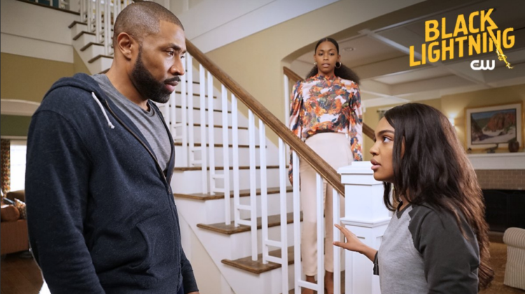 Family and Community Take Center Stage in 'Black Lightning' Season 2 Premiere!