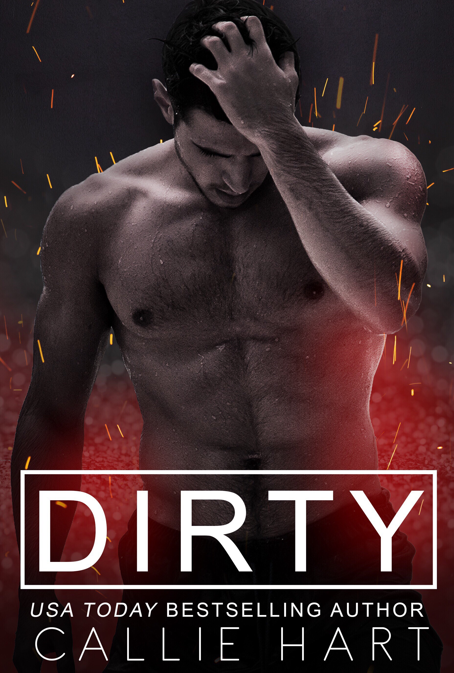 BOOK REVIEW: 'Dirty' by Callie Hart