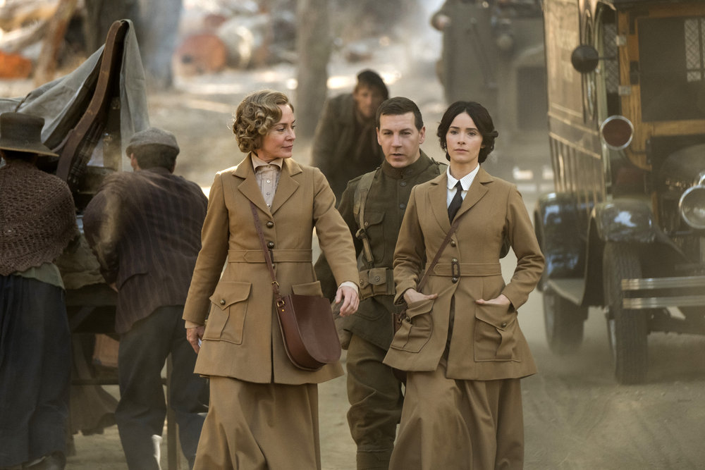 "RECAP: 'Timeless' Season 2 Premiere ""The War to End All Wars"""