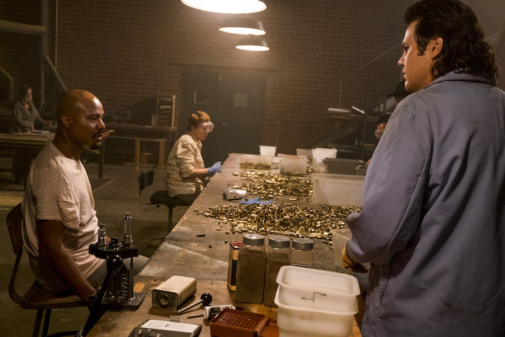 "RECAP/REVIEW: 'The Walking Dead' Season Eight, Episode Eleven ""Dead or Alive Or"""