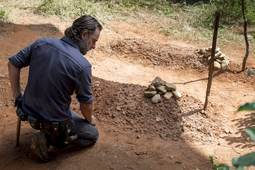 "PREVIEW: 'The Walking Dead' Season Eight, Episode Twelve ""The Key"""