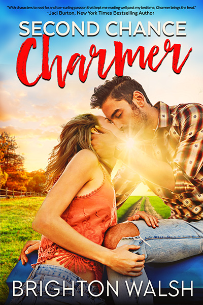 BOOK REVIEW: 'Second Chance Charmer' by Brighton Walsh—5 Stars