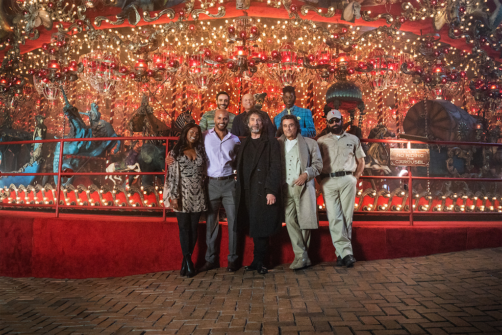 The #GodSquad is back! 'American Gods' Begins Production on Season Two!