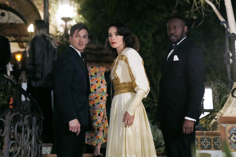 "RECAP: 'Timeless' Season 2, Episode 3 ""Hollywoodland"""