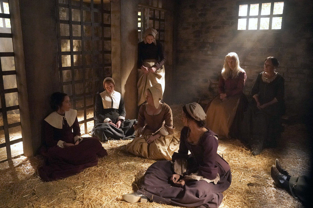 "REVIEW: 'Timeless' Season 2, Episode 4 ""The Salem Witch Hunt"""