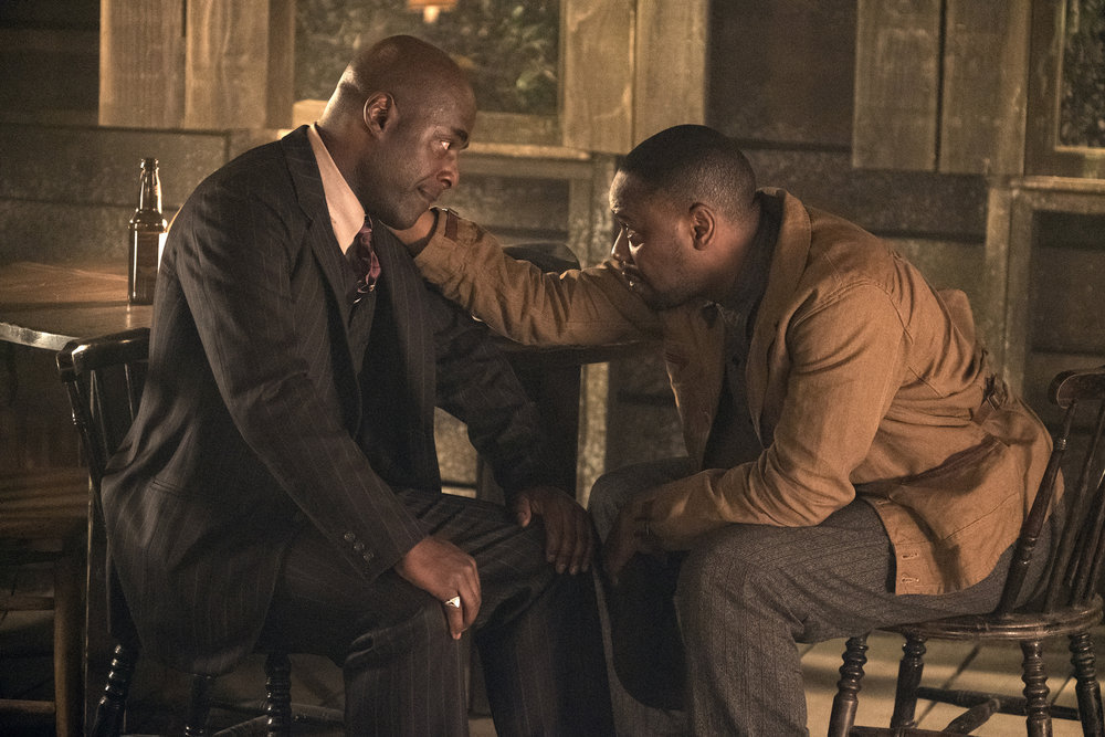 "REVIEW: 'Timeless' Season 2, Episode 6 ""The King of the Delta Blues"""