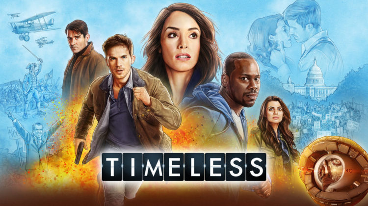 'Timeless', the Gift that Keeps on Giving! Our Flails with 'Stop and Fangirl'