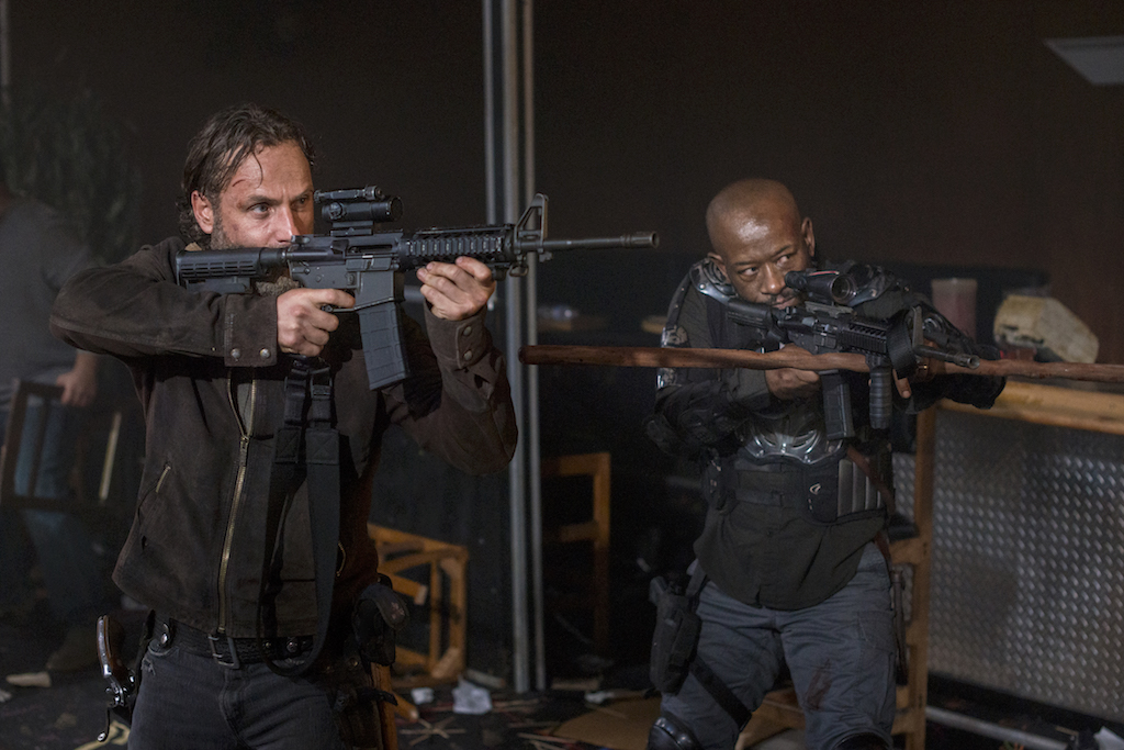 "RECAP/REVIEW: 'The Walking Dead' Season Eight, Episode Fourteen ""Still Gotta Mean Something"""