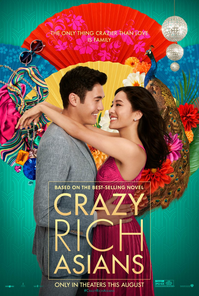 FIRST LOOK: 'Crazy Rich Asians', Coming in August