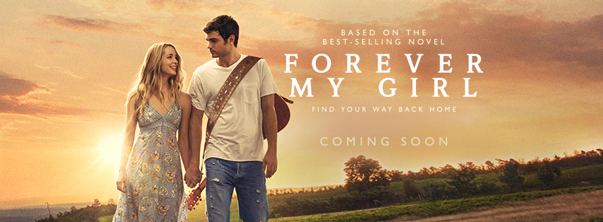 FILM REVIEW: 'Forever My Girl'--3.5 STARS