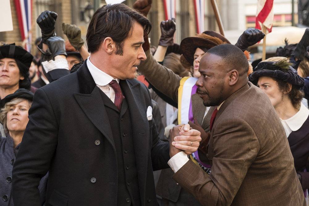 "REVIEW: 'Timeless' Season 2, Episode 7 ""Mrs. Sherlock Holmes"""