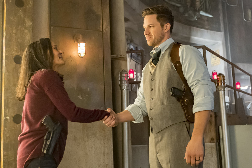"REVIEW: 'Timeless' Season 2, Episode 8 ""The Day Reagan was Shot"""