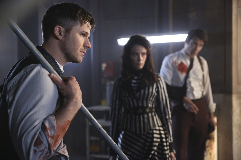 "REVIEW: 'Timeless' Season 2 Finale, ""The General"" & ""Chinatown"""