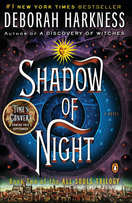 BOOK REVIEW: 'Shadow of Night' by Deborah Harkness—5 Stars