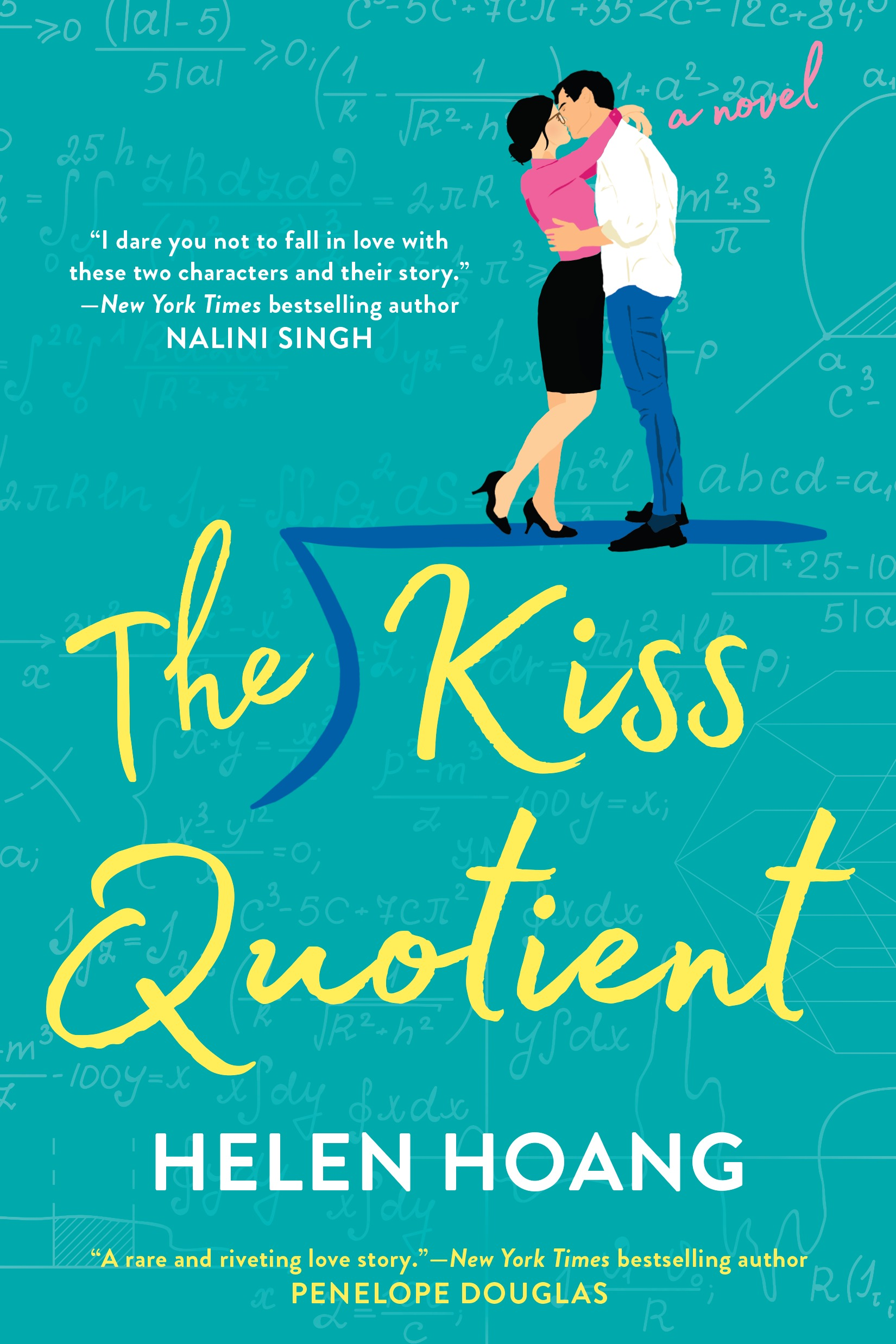 BOOK REVIEW: 'The Kiss Quotient' by Helen Hoang -- 5 STARS
