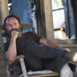 'The Walking Dead' Without Rick Grimes. Andrew Lincoln Eyes Season Nine Exit