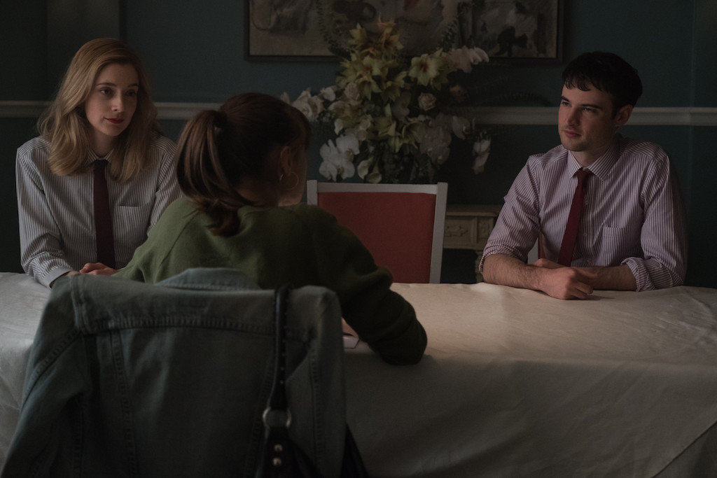 "RECAP/REVIEW: 'Sweetbitter' Season 1 Finale ""It's Mine"""
