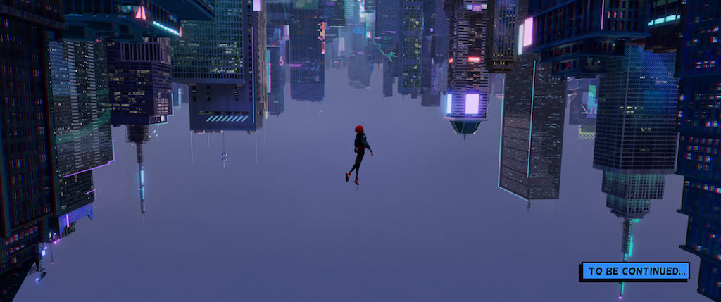 Miles Morales Swings Onto Screens For 'Spider-Man: Into the Spider-verse'