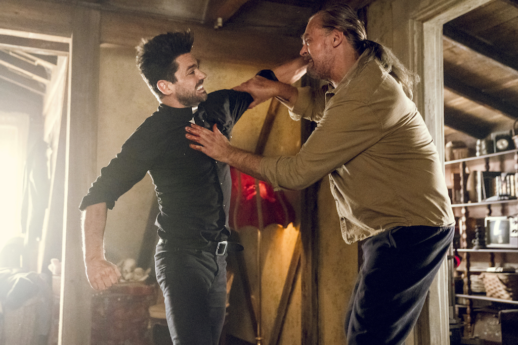 "RECAP: 'Preacher' Season Three, Episode Five ""The Coffin"""