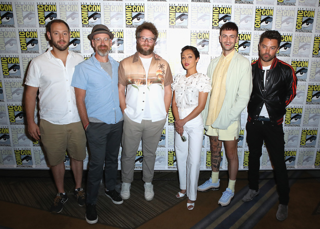 The Cast of 'Preacher' Talks Relationships and Season Three at SDCC