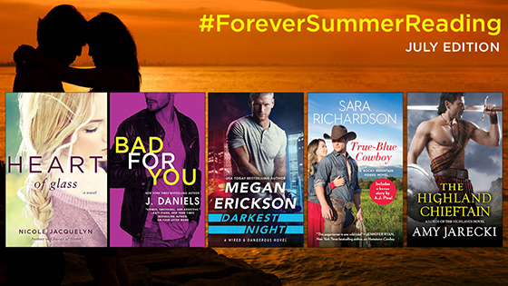 EXCLUSIVE: #ForeverSummerReading Interview with Amy Jarecki