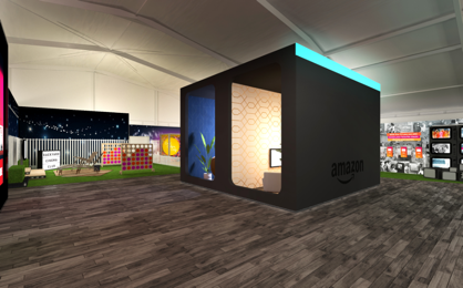 "Amazon Fire TV to Unveil ""Fast Forward to the Future"" Activation at SDCC 2018"