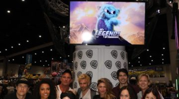'Legends of Tomorrow' Cast Talks Season 4 at SDCC!