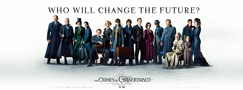 Say Who?! 'Fantastic Beasts: The Crimes of Grindelwald' Releases Shocking Final Trailer