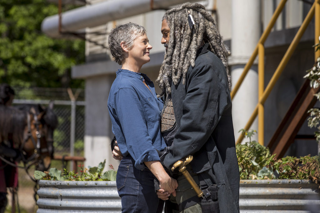 Love and Loyalties Take Stage on Season Nine of 'The Walking Dead'!