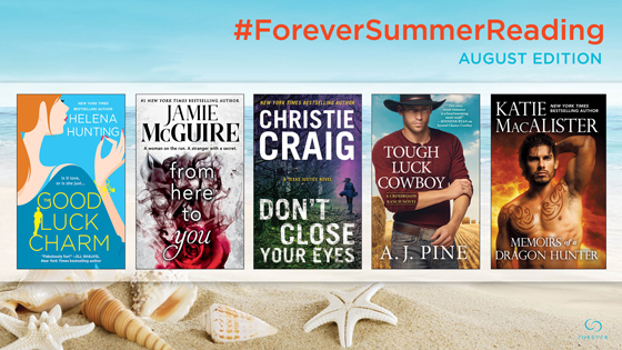 SPOTLIGHT: 'From Here to You' by Jamie McGuire for August's #ForeverSummerReading