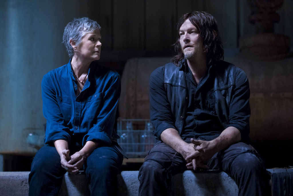 "'The Walking Dead' Season Nine Premiere ""A New Beginning"""